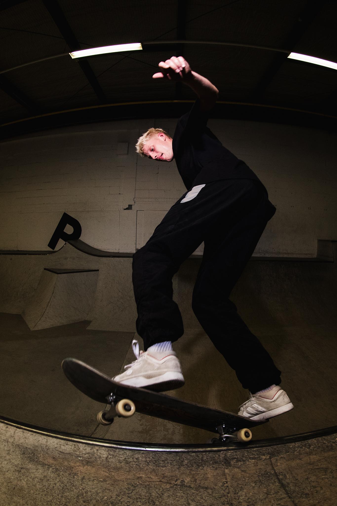 Skate Nick ten Meer