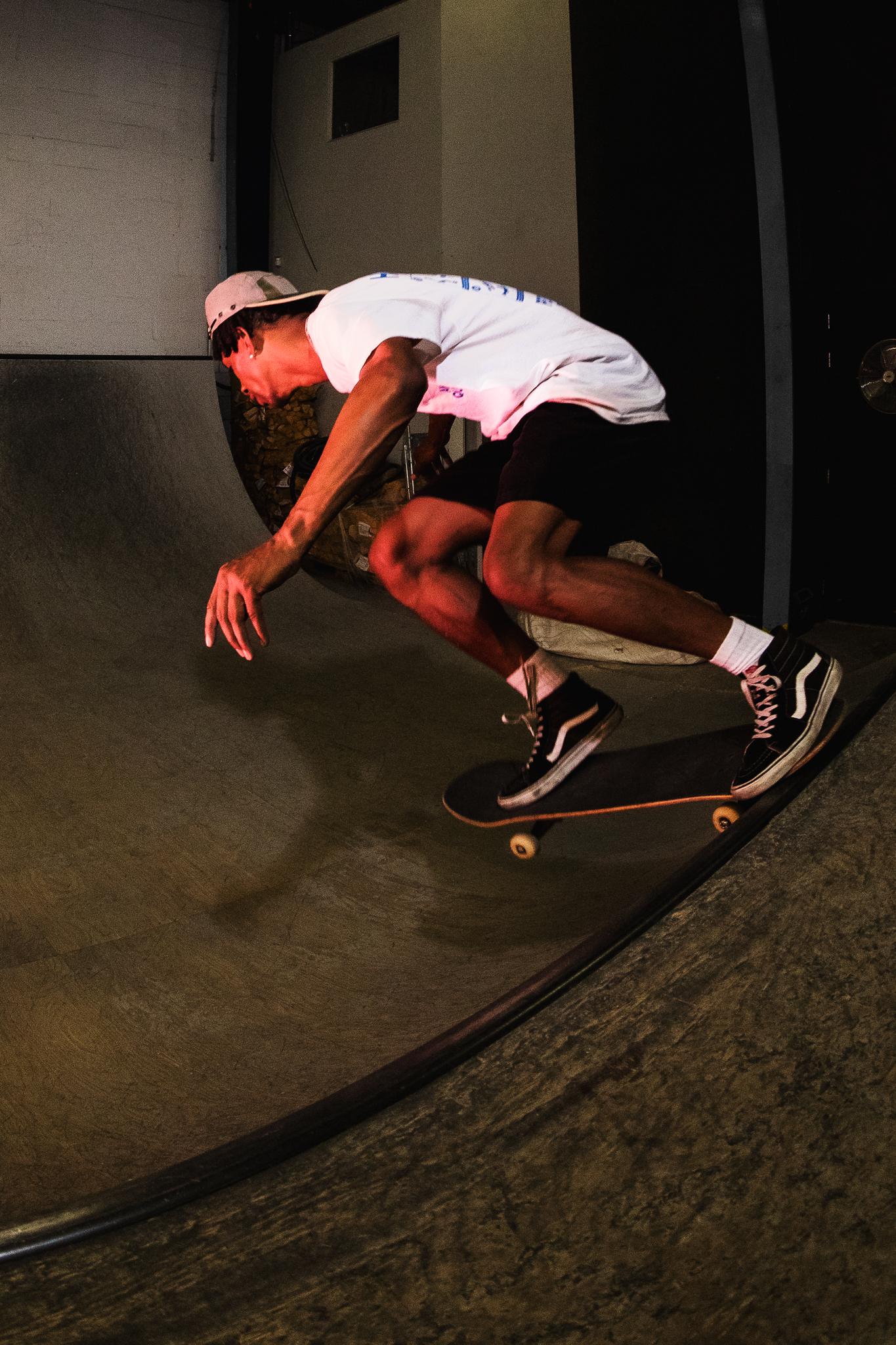 Skate Louis Smit
