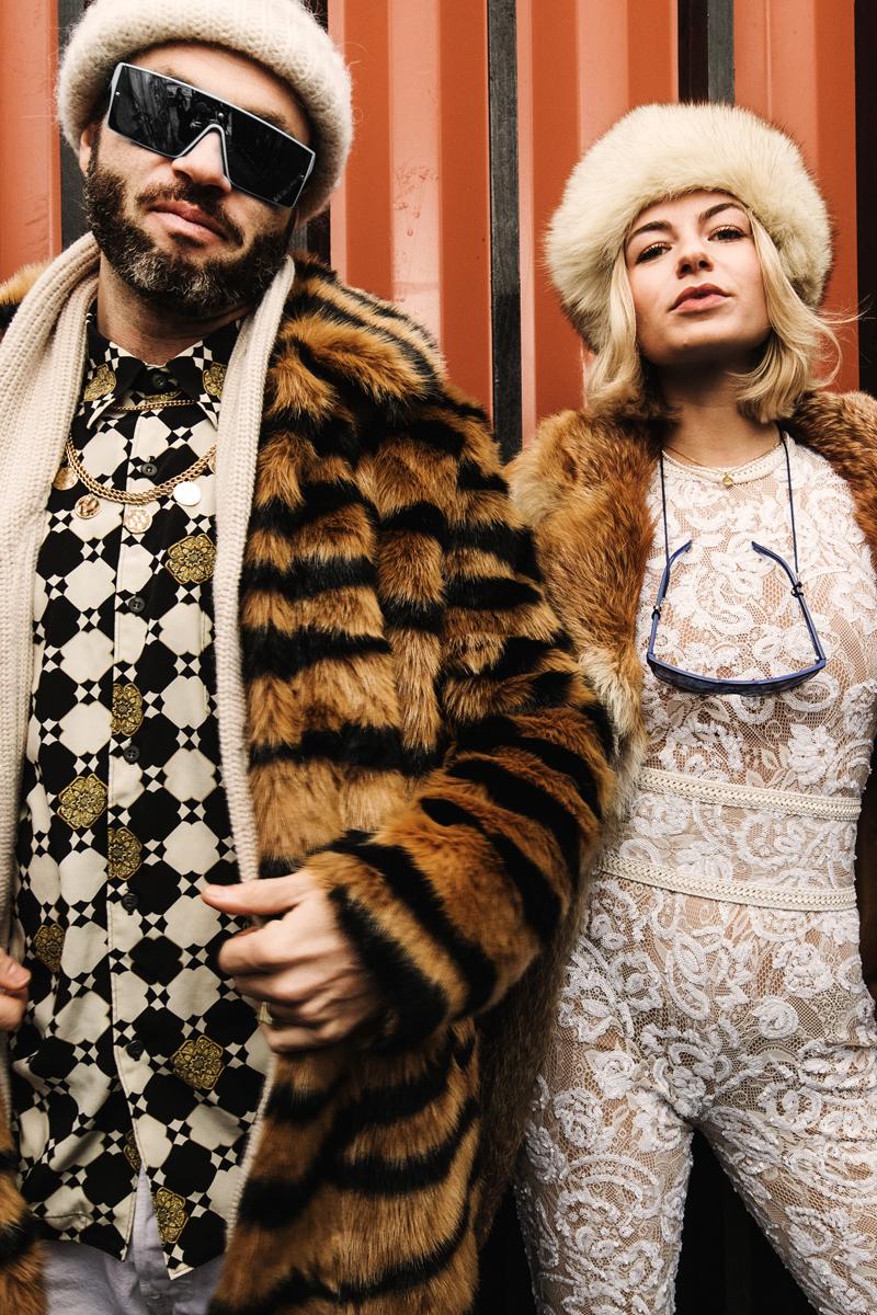 Overwinter Festival Promo Portraits 2020